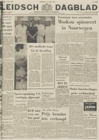 Leidsch Dagblad 1967-04-12