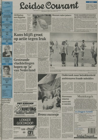 Leidse Courant 1992-07-27