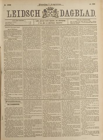 Leidsch Dagblad 1899-08-01