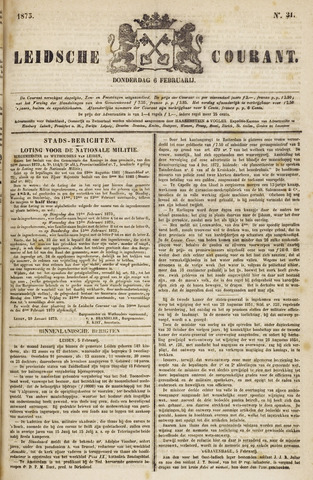 Leydse Courant 1873-02-06