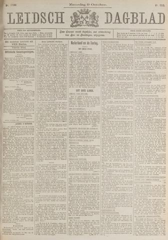 Leidsch Dagblad 1915-10-09