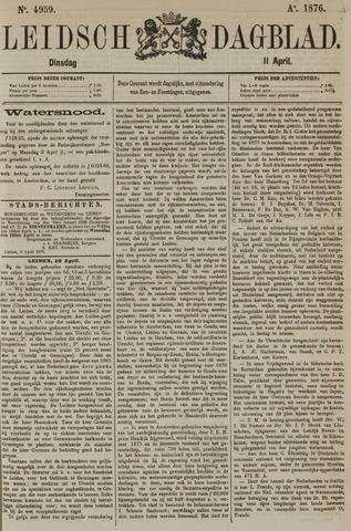 Leidsch Dagblad 1876-04-11