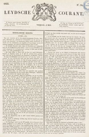 Leydse Courant 1853-05-06