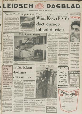 Leidsch Dagblad 1979-10-31