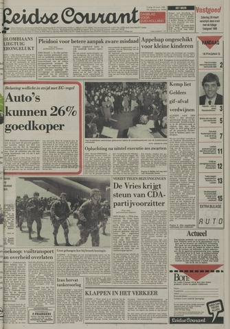 Leidse Courant 1988-03-18
