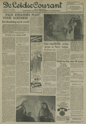 Leidse Courant 1961-12-22