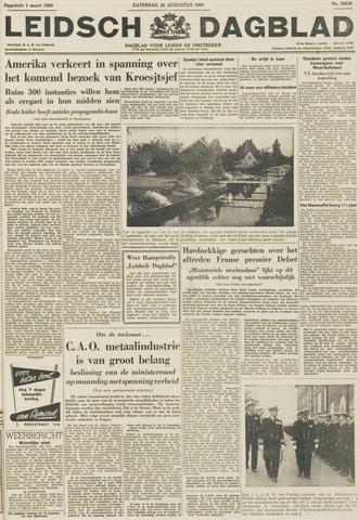 Leidsch Dagblad 1959-08-22
