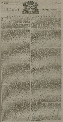 Leydse Courant 1734-08-20
