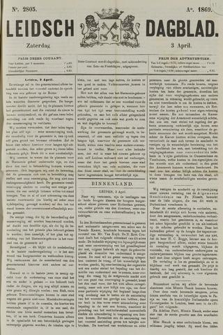 Leidsch Dagblad 1869-04-03