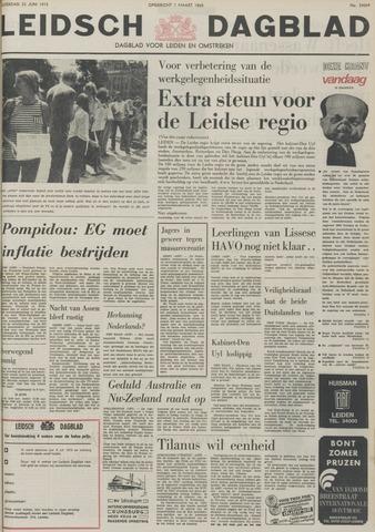 Leidsch Dagblad 1973-06-23