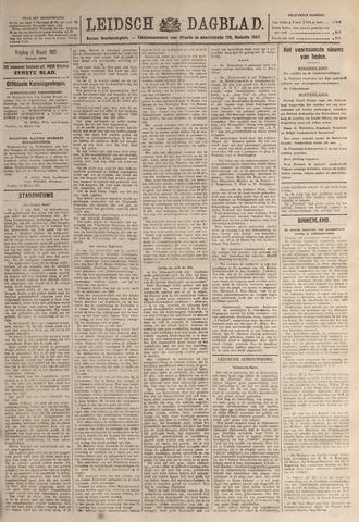 Leidsch Dagblad 1921-03-11