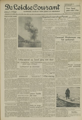 Leidse Courant 1951-05-02