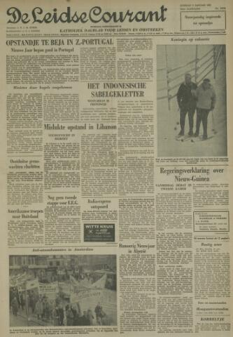 Leidse Courant 1962-01-02
