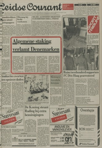 Leidse Courant 1985-03-25