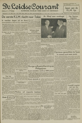 Leidse Courant 1951-12-05