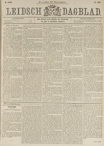 Leidsch Dagblad 1893-11-25