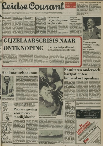 Leidse Courant 1981-01-07
