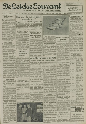 Leidse Courant 1948-04-29