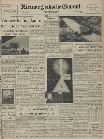 Nieuwe Leidsche Courant 1957-07-30