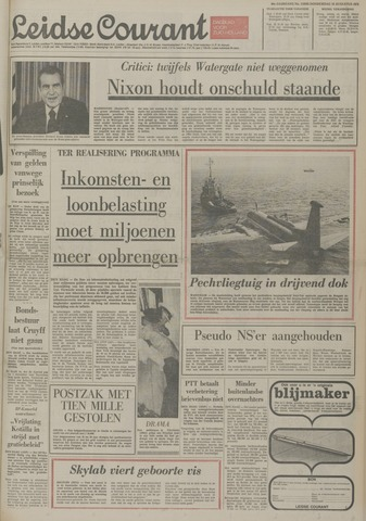 Leidse Courant 1973-08-16