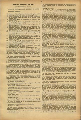 Handelingen van de Raad 1889-07-04