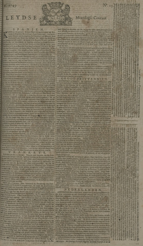 Leydse Courant 1743-02-04