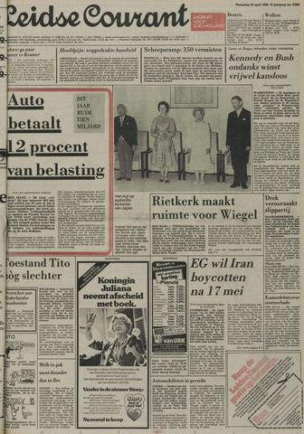 Leidse Courant 1980-04-23