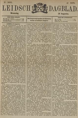 Leidsch Dagblad 1878-08-28