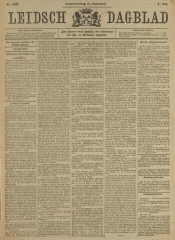 Leidsch Dagblad 1913