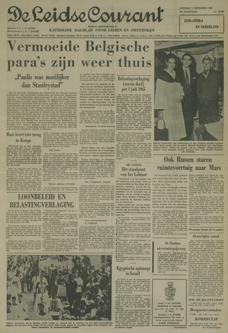 Leidse Courant 1964-12-01