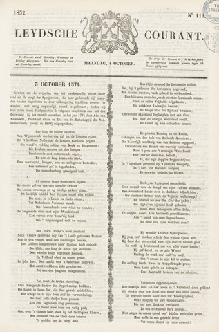 Leydse Courant 1852-10-04