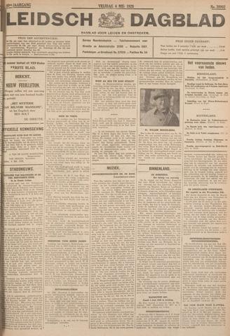 Leidsch Dagblad 1928-05-04