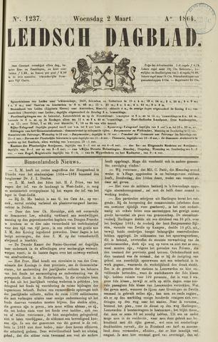 Leidsch Dagblad 1864-03-02
