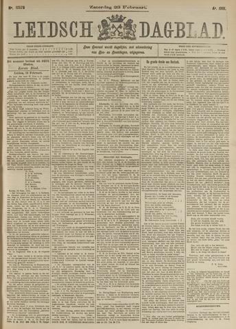 Leidsch Dagblad 1901-02-23