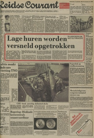 Leidse Courant 1980-09-11