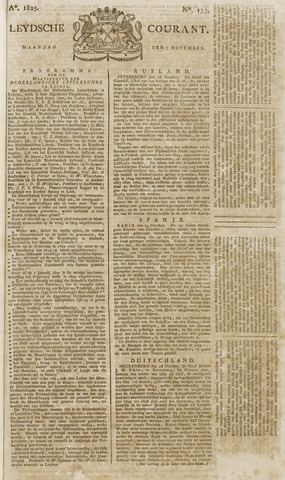 Leydse Courant 1825-11-07