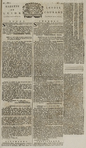 Leydse Courant 1811-04-08