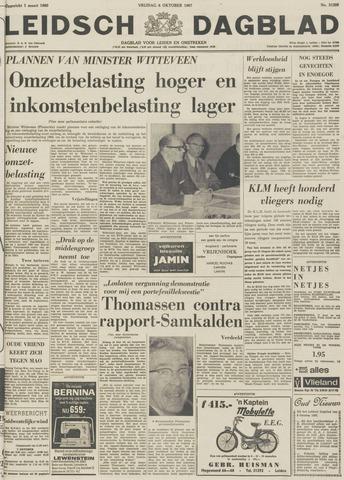 Leidsch Dagblad 1967-10-06