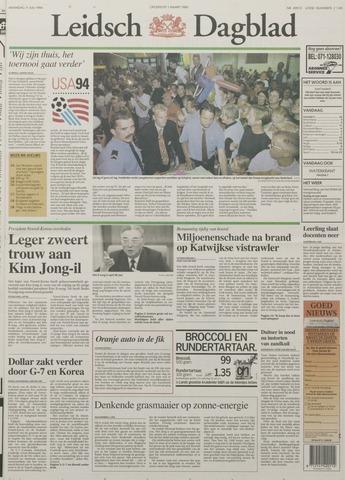 Leidsch Dagblad 1994-07-11