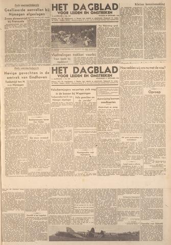 Dagblad voor Leiden en Omstreken 1944-09-27