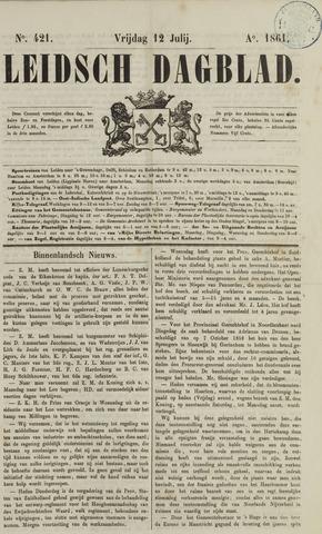Leidsch Dagblad 1861-07-12