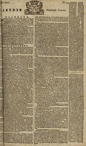 Leydse Courant 1752-04-10