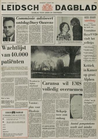 Leidsch Dagblad 1974-12-17
