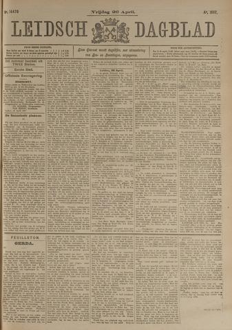 Leidsch Dagblad 1907-04-26