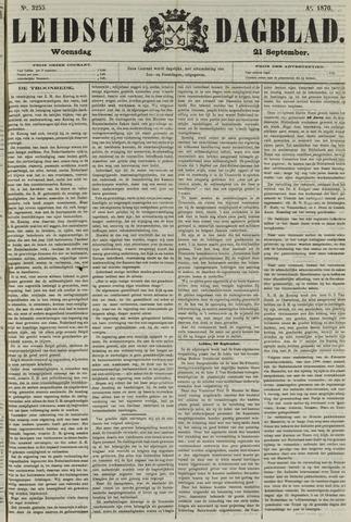 Leidsch Dagblad 1870-09-21
