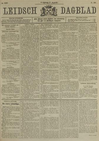 Leidsch Dagblad 1911-04-07