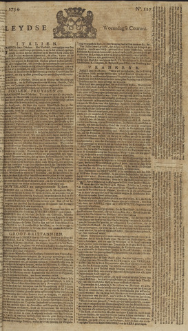 Leydse Courant 1754-10-23