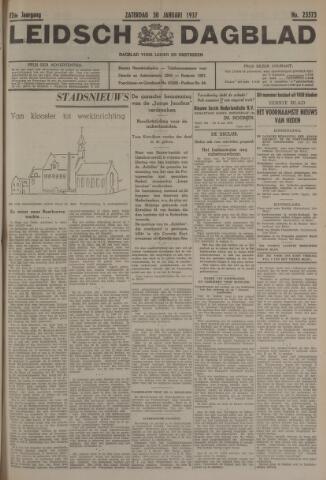 Leidsch Dagblad 1937-01-30