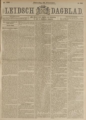 Leidsch Dagblad 1902-02-22