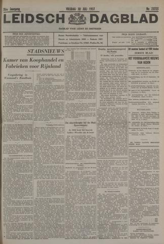Leidsch Dagblad 1937-07-30